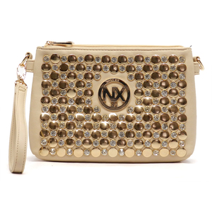 NX Fashion Clutch Wristlet Bag