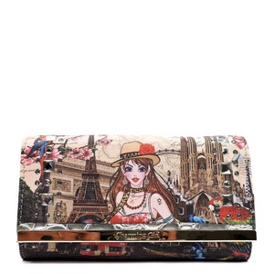 Alba Collection Girl  Printed wallet