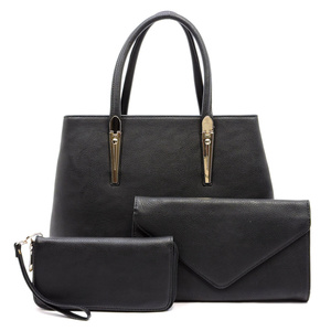 Top Handle 3-in-1 (Satchel, Clutch & Wallet)