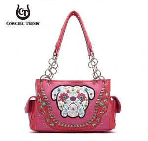 WESTERN DOGGY SHOULDER BAG