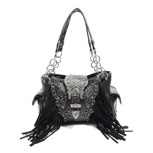 Western withFringe Handbag