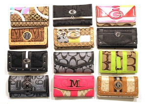 G STYLE 12  WALLETS