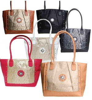 G Style Handbag Set of 6pcs