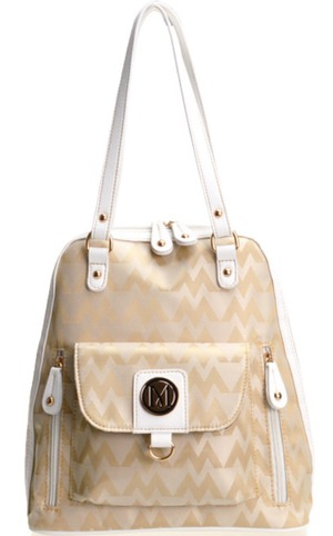 M Style 2 way Handbag Backpack