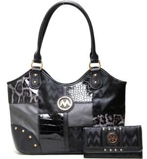 M Style Handbag  (wallet is not included)