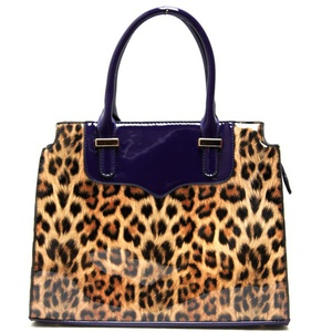Animal print zebra and giraffe wholesale handbags