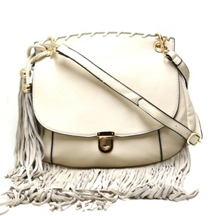 Crossbody Fringe Handbag