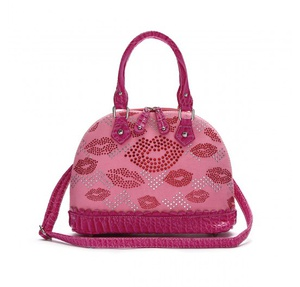 WESTERN STONE LIPS CUTE HANDBAG
